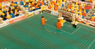 BECAUSE IT'S WORLD CUP : Lego : Germany 4-1 England WorldCup 2010