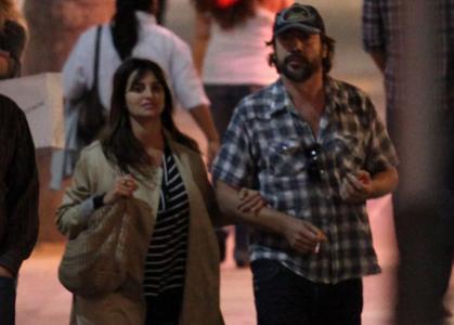 On ne savait pas s'ils s'étaient réellement mariés, l'actrice Penelope Cruz