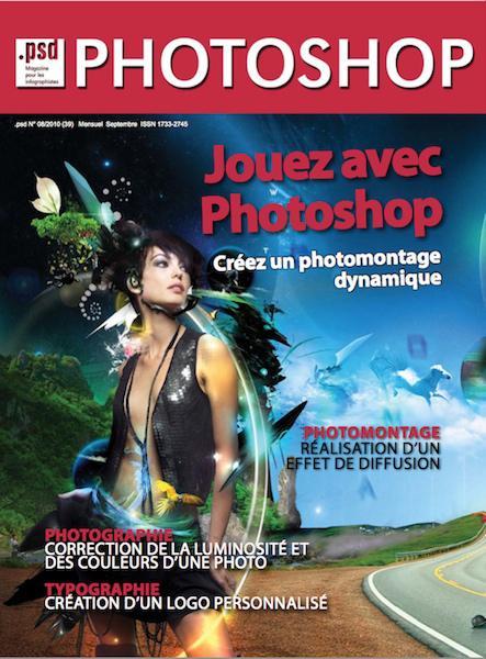 Gratuit : le nouveau numéro .psd Photoshop