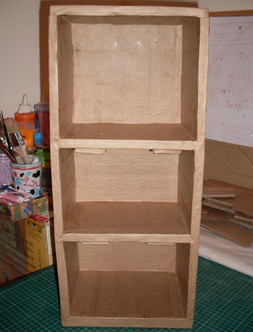 ikea mini tag res en carton le 2eme tiers. Black Bedroom Furniture Sets. Home Design Ideas