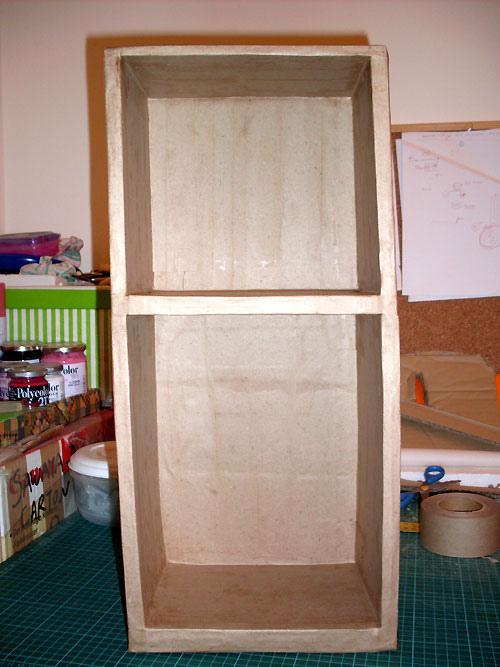 ik a mini tag res en carton le 1er tiers paperblog. Black Bedroom Furniture Sets. Home Design Ideas