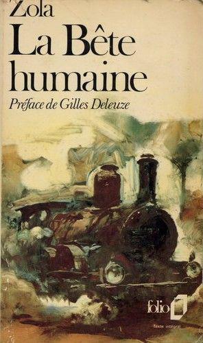 لأول مرة الرواية النادرة جدا ( الوحش فى الانسان ) لكاتب الواقعية اميل زولا Rougon-macquart-tome-17-bete-humaine-emile-zo-L-1