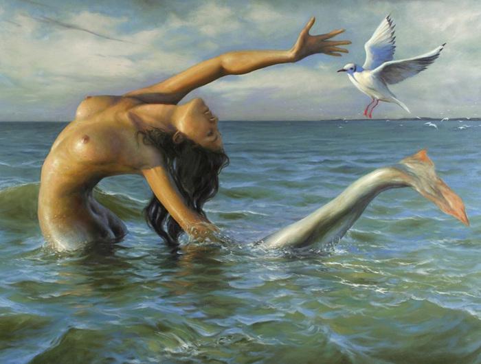 CrYsTaLyNE POUR VOUS SERVIR  Sirene-robert-desnos-L-1