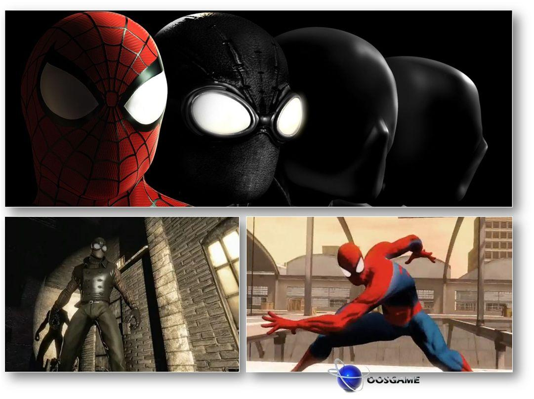 test jeux vid o spiderman dimensions voir. Black Bedroom Furniture Sets. Home Design Ideas