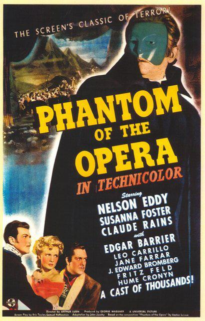 the phantom of the opera reaction paper The phantom of the opera essay - the phantom of the opera is known as the most successful musical in history, but its age most clearly shows through some of the themes it displays.
