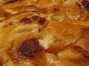 Clafoutis abricots vanillés miel