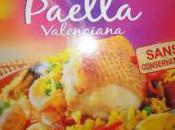 Paella Valenciana Fleury Michon