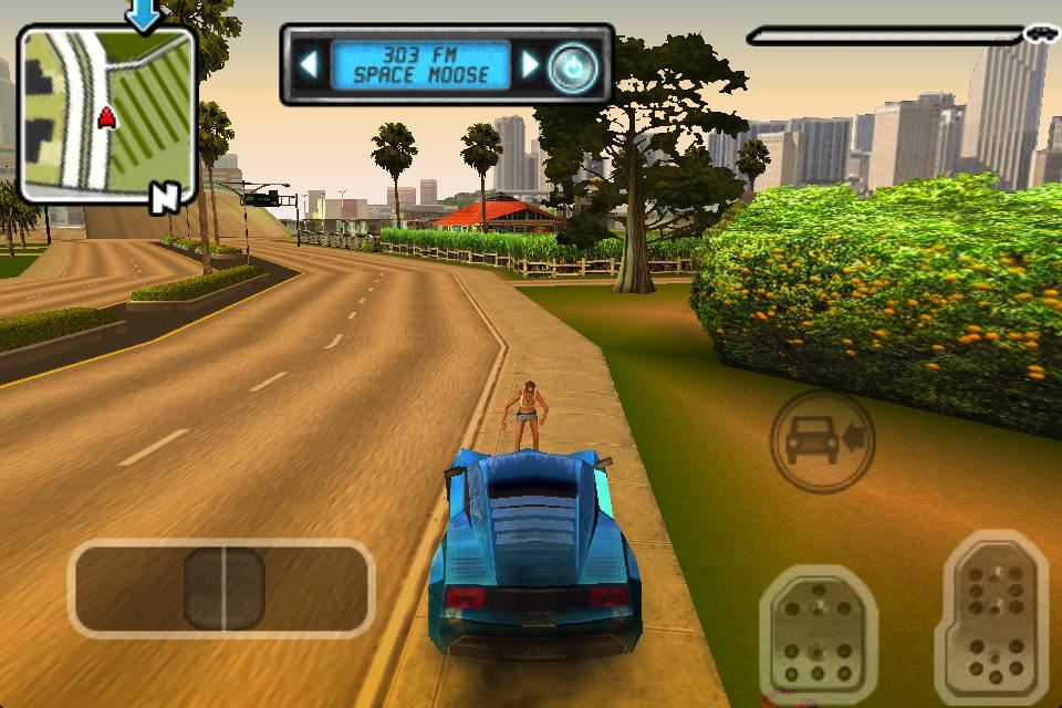 Gangster miami vindication hd для android
