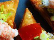 Miss tiny aime bidules-machinchoses faits maison: tortilla chips maison sauvage langoustine rôtie vanille