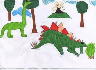 Agénor le brontosaure - Raymond Lichet
