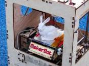 Imprimante Thing-O-Matic! MakerBot nouveau arrivé