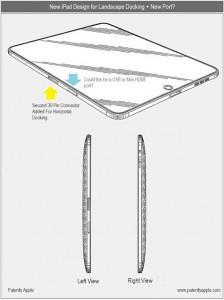Des brevets sur le prochain iPad ?