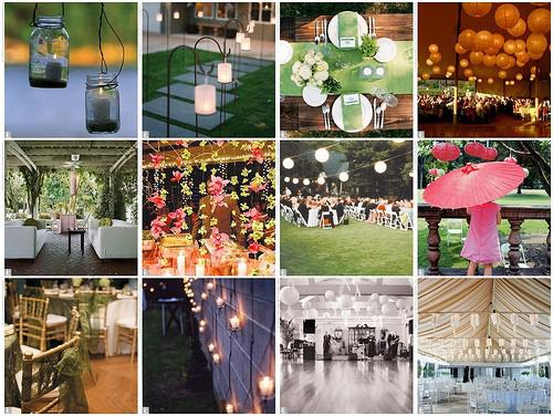 12 id es de d coration de salle de mariage voir - Decoration pour reception ...