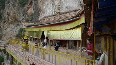 Terres Tibétaines (1/6) - Beijing, Lanzhou, Xining - Temple de Youningsi