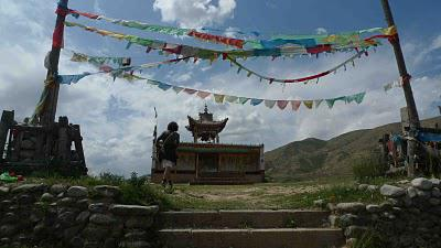 Terres Tibétaines (3/6) - Tongren et ses environs - Photos