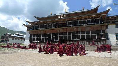 Terres Tibetaines (7/7) - Langmusi, Petit Paradis Tibétain