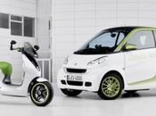 E-Scooter électrique chez Smart