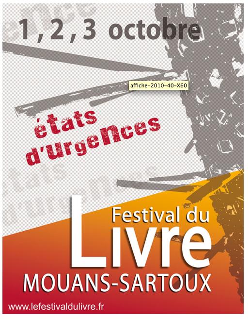 Festival du livre de mouans sartoux le paradis du lecteur paperblog - Salon du livre mouans sartoux ...