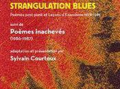Strangulation blues, Clara Elliott, adapté présenté Sylvain Courtoux