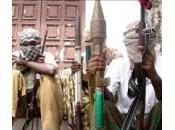 Qaïda Maghreb islamique revendique l'enlèvement otages Niger