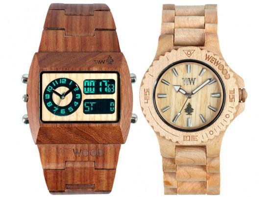 montres wewood