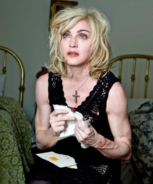 Oops ! C'est Madonna qui ne va pas être contente