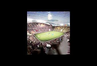 Le qatar pr pare des stades pour la coupe du monde 2022 de football paperblog - Stade coupe du monde 2022 ...