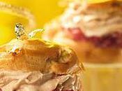 Recette apéritif, amuse-bouche pour fêtes Mini chou foie gras