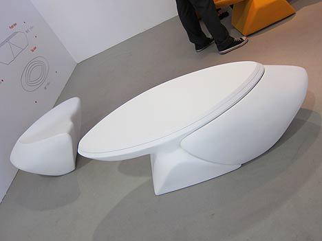 Lytta, une table-bureau multifonctionnelle - 3