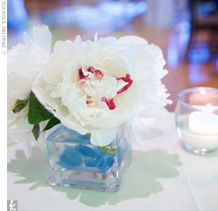 5 idées de centres de table dans des petits vases (a faire soi même)