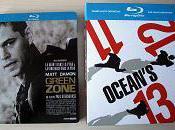 "[arrivage blu-ray] ""Green Zone"" trilogie ""Ocean's"""