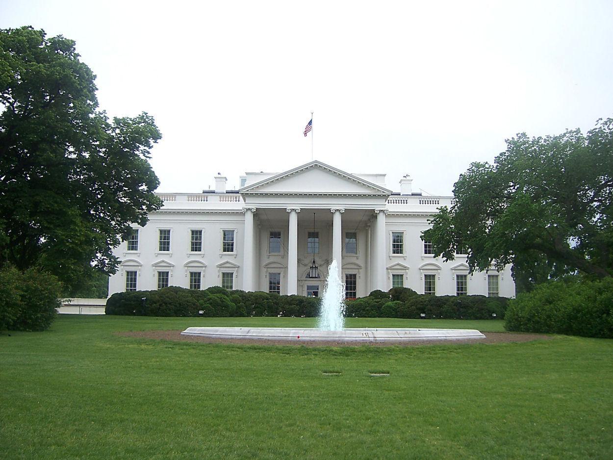 La maison blanche passe au solaire voir for Architecture de la maison blanche