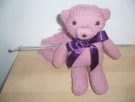 Vrac, Livret : Comment fabriquer un ours en peluche est une création orginale
