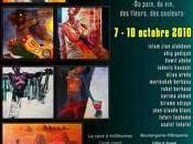 Expo Lecourbe… pain, vin, fleurs, couleurs