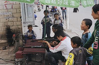 Gansu-Qinghai Flash n°2 - Le guide, c'est celui qui n'a pas d'appareil photo