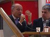 """Laurent Fabius journaleux, propos """"Cabinet douze""""..."""