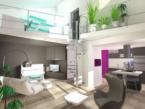 Mon m tier cr ateur d espaces delphine maumot paperblog for Architecte 3d metier