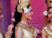 Ballet royal Cambodge légende l'Apsara Méra