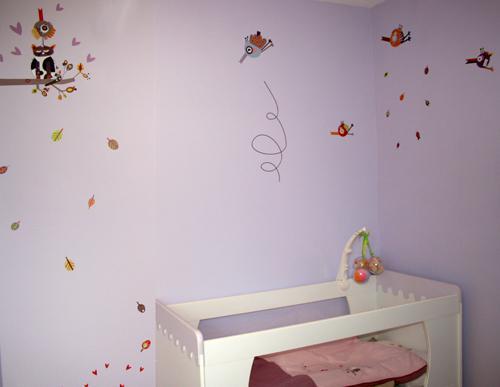 Chambre A Coucher Nature : chambre enfant deco  Décoration Chambre Maison  Bloguezcom