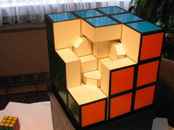 rubik s cube les plus fous voir. Black Bedroom Furniture Sets. Home Design Ideas