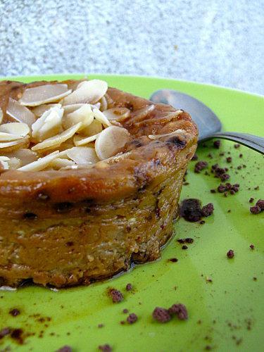 Ingrédients pour 4 mini cheesecakes
