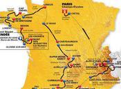 Tour France 2011 parcours d'un populaire