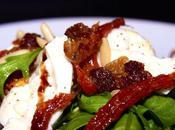 salade samedi midi goût l'Italie...