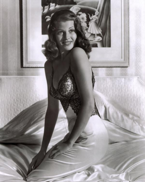 Les beauty secrets de Rita Hayworth