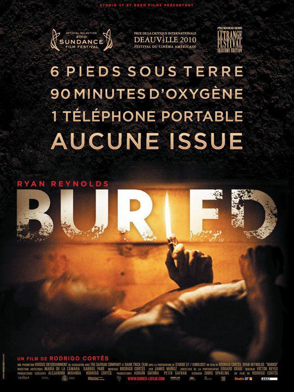 Buried affiche