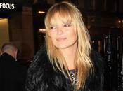 INFORMATION PLUS HAUTE IMPORTANCE Kate Moss vient présenter nouvelle coupe cheveux saison