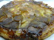 Mardi septembre 2010 Tatin poireau vinaigre balsamique Maquereau croustillant noisette chorizo, risotto oignons rouges Tourte meringuée prunes