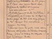 Mercure France 1ère facture, décembre 1889.