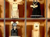 petits animaux carton