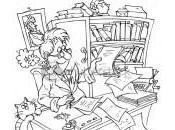 bureaux célèbres auteurs
